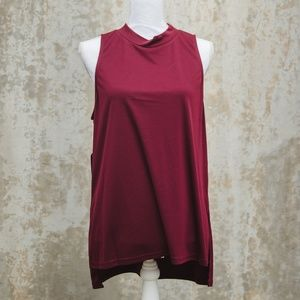 Tops - Brand New Maroon Sleeveless Top from Daily Look
